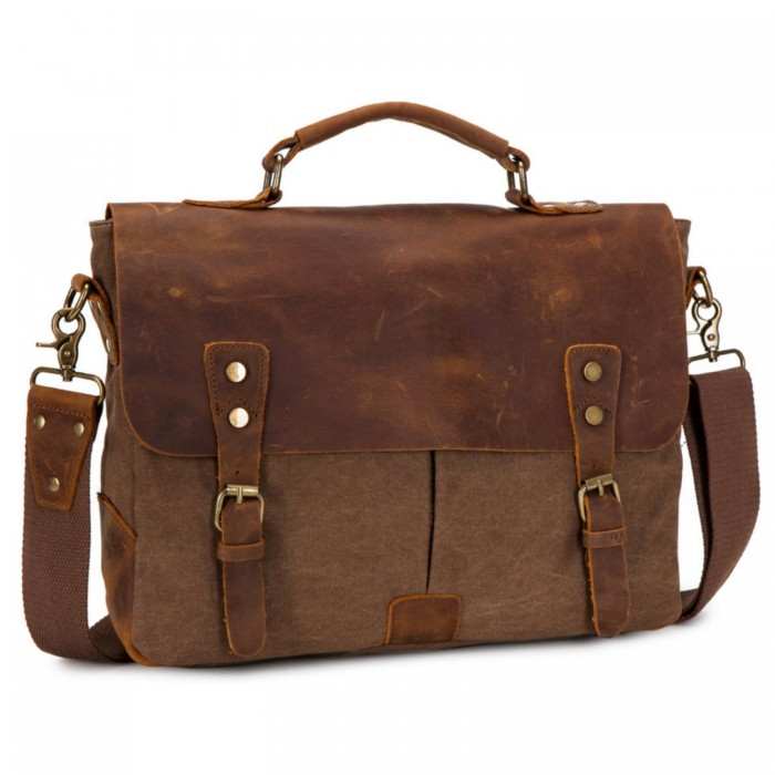Harry-canvas-messenger-bag-dark-brown-1