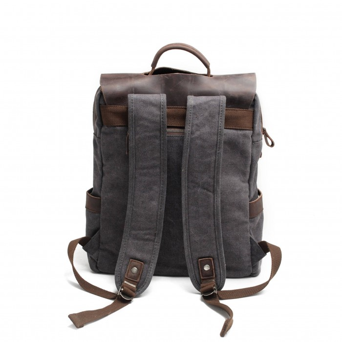 Hudson-canvas-backpack-grey-2