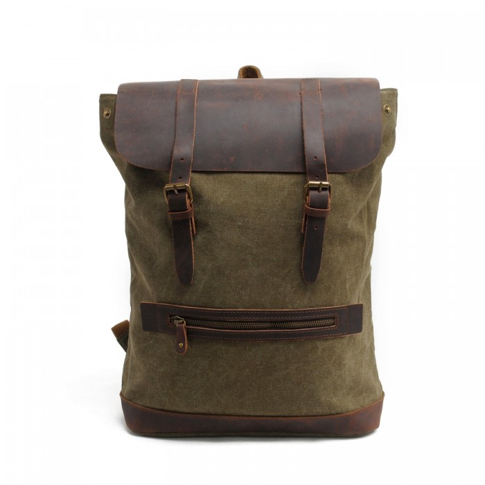 Magellan-leather-backpack-green-1