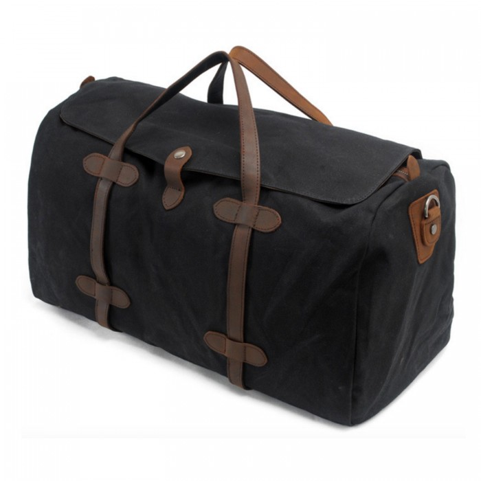 Zavier-canvas-duffle-bag-black-1